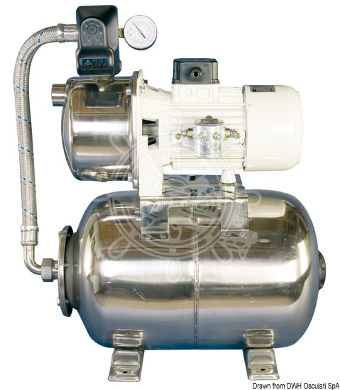 Компрессор для воды 12В