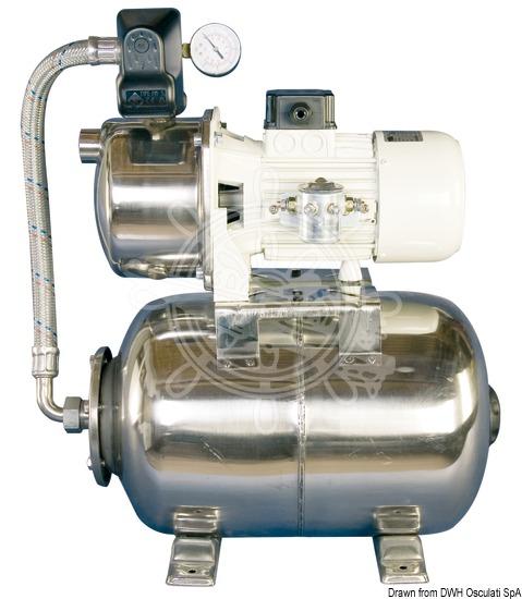 Компрессор для воды 24В