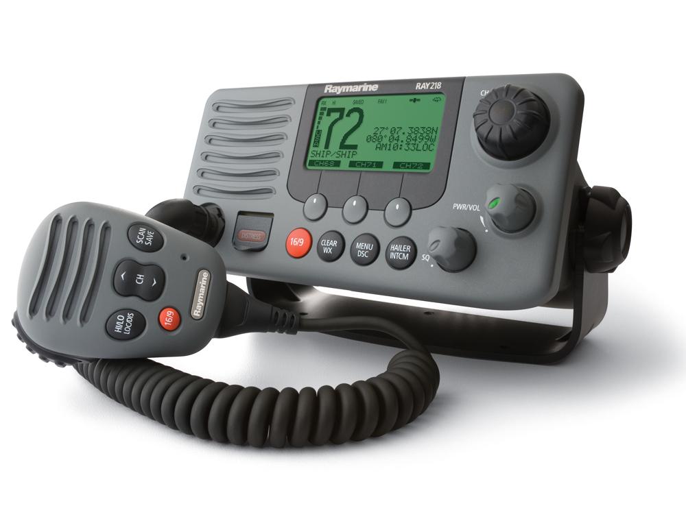 Морская стационарная радиостанция Ray218E