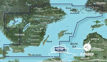 EU046R-Балтийское море (западная часть), Швеция