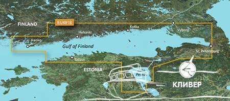 EU491S - Финский залив