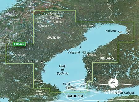 Финляндия, Швеция, Ботнический залив
