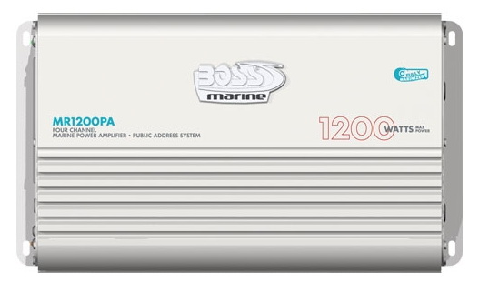 Усилитель MR1200PA
