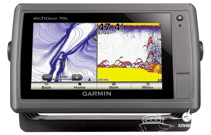 Эхолот Garmin echoMAP 70 S