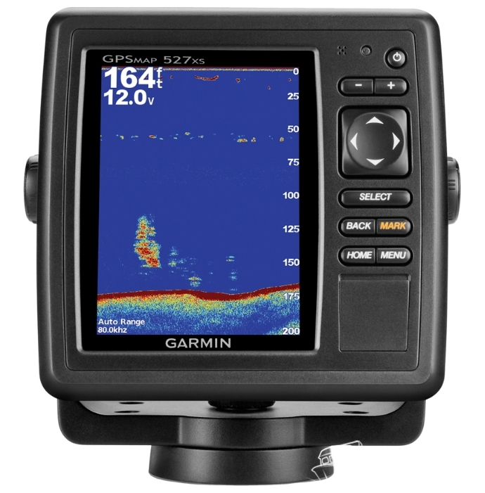 Эхолот Garmin GPSMAP 527 xs