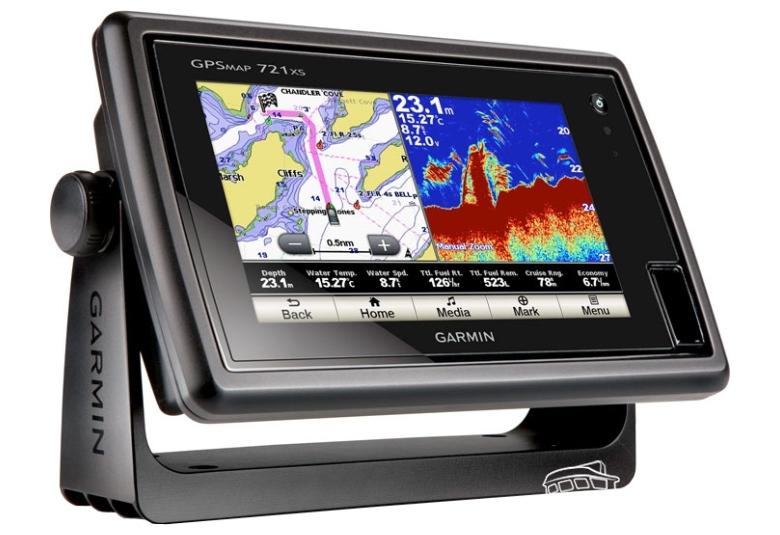 Эхолот Garmin GPSMAP 721 xs