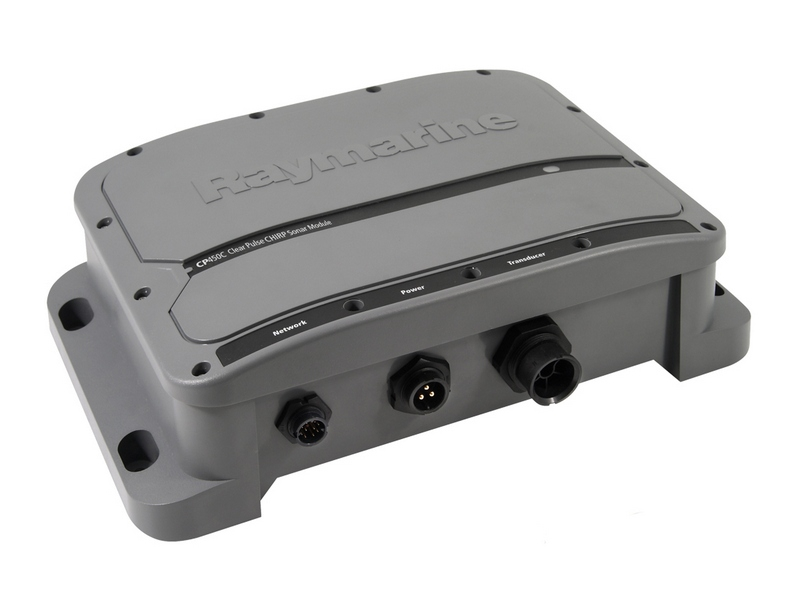 Эхолот Raymarine CP450C CLEARPULSE CHIRP