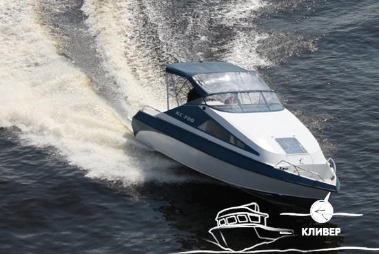 Катер КС 700 Экспресс