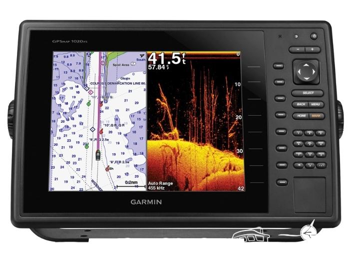 Картплоттер Garmin GPSMAP 1020xs