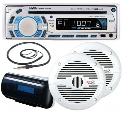 Аудиосистема Boss Marine MCK 1465.6
