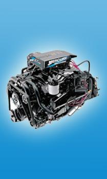 Двигатель Mercury Inboards 5,7L