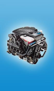 Двигатель Mercury Inboards 8.1 S