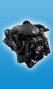Двигатель Mercury Inboards Scorpion MX
