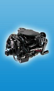 Двигатель Mercury Inboards Black Scorpion