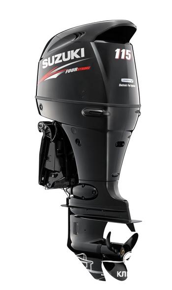 Мотор SUZUKI DF115 ATL