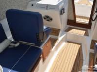 Рубка катера Silver Eagle Cabin 650