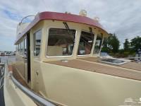 Крыша носовой каюты катера North Silver Pro 1440