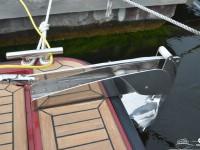 Якорный роульс катера North Silver Pro 1440
