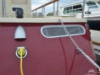 Якорная лебедка катера North Silver Pro 1440