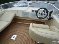 Рубка катера North Silver Pro 1440