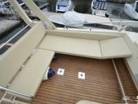 Кокпит катера North Silver Pro 1440