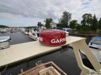 Радар закрытого типа катера North Silver Pro 1440