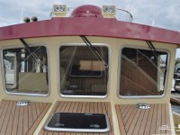 Ветровое стекло катера North Silver Pro 1440