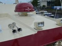 Крыша катера North Silver Pro 1440