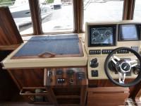Панель управления катера North Silver Pro 1440