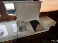 Камбузный блок катера North Silver Pro 1440
