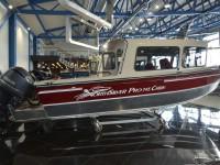Катер North Silver PRO 745 cabin