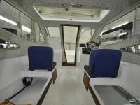 Рубка катера Silver Eagle Star Cabin 650