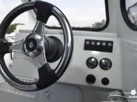 Панель управления катера North Silver PRO 745 cabin