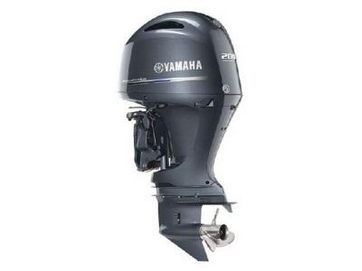 Мотор YAMAHA F200 CETX