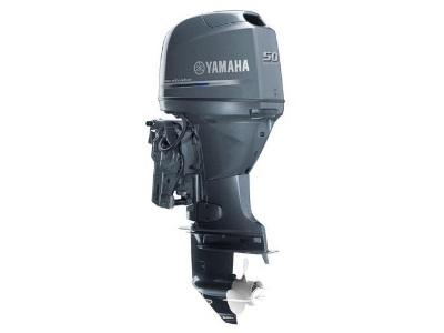 Мотор YAMAHA F50 DETL