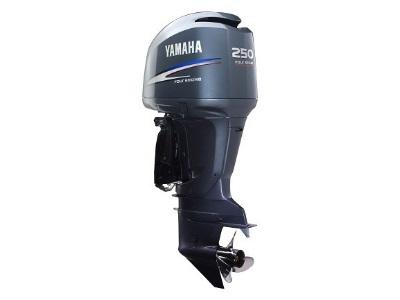 Мотор YAMAHA F250 DETX