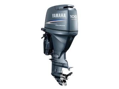 Мотор YAMAHA F100 DETL