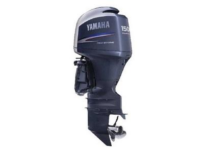 Мотор YAMAHA F150 AETL