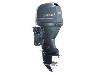 Мотор YAMAHA F60 CETL