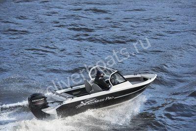 Катер North Silver PRO 520 М + Mercury F60 ELPT | Катера North Silver Pro (Норд Сильвер Про) + Mercury F60 ELPT (Меркури Ф60) | ООО Кливер