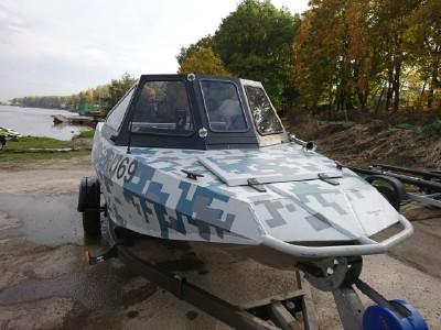 Катер Sport Сruiser Velvette 41 Evolution