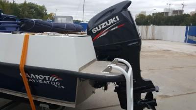 Салют 525 Navigator+Suzuki DF115TL