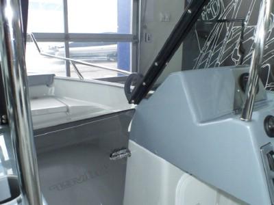 Рубка катера Silver Fox DC 485 NEW