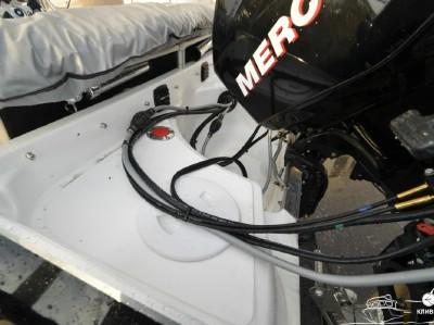 Мотор катера Silver Fox DC 485 NEW