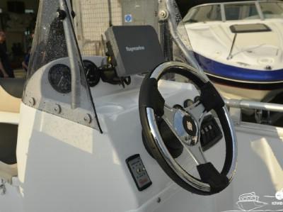 Руль катера Silver Fox DC 485 NEW