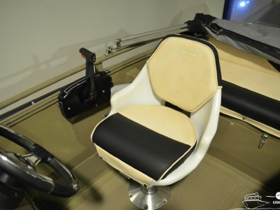 Сиденье катера Silver Fox DC 485 NEW