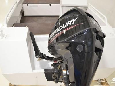 Катер Trident 450 + Mercury 30M + ЛАВ 81014 А