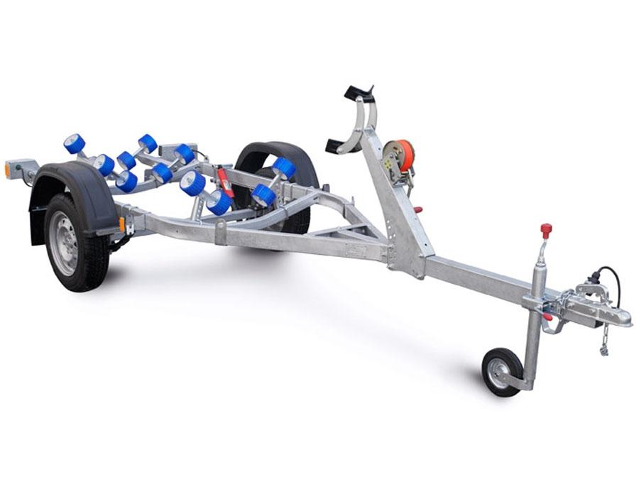 Прицеп для гидроциклов и лодок МЗСА 81771B.103