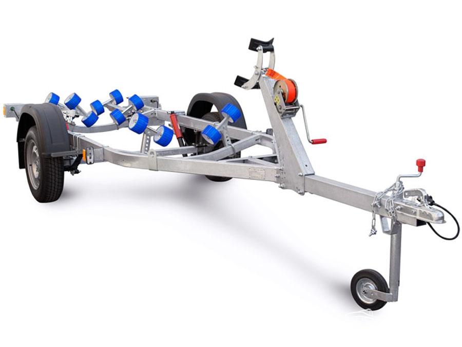 Прицеп для лодок и гидроциклов МЗСА 81771C.103