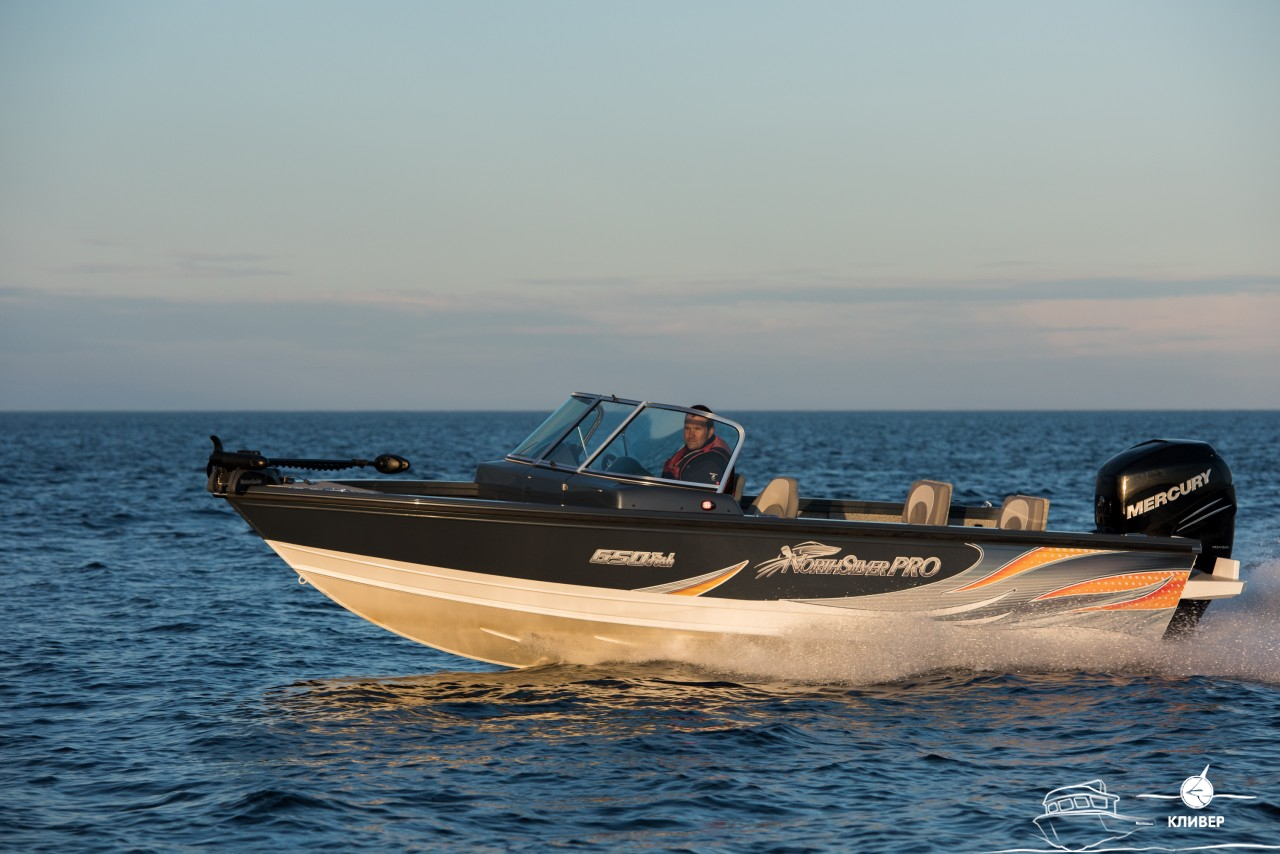 NorthSilver PRO 650 Fish